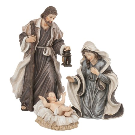 Sullivans 3 Piece Holy Family Nativity Figurine