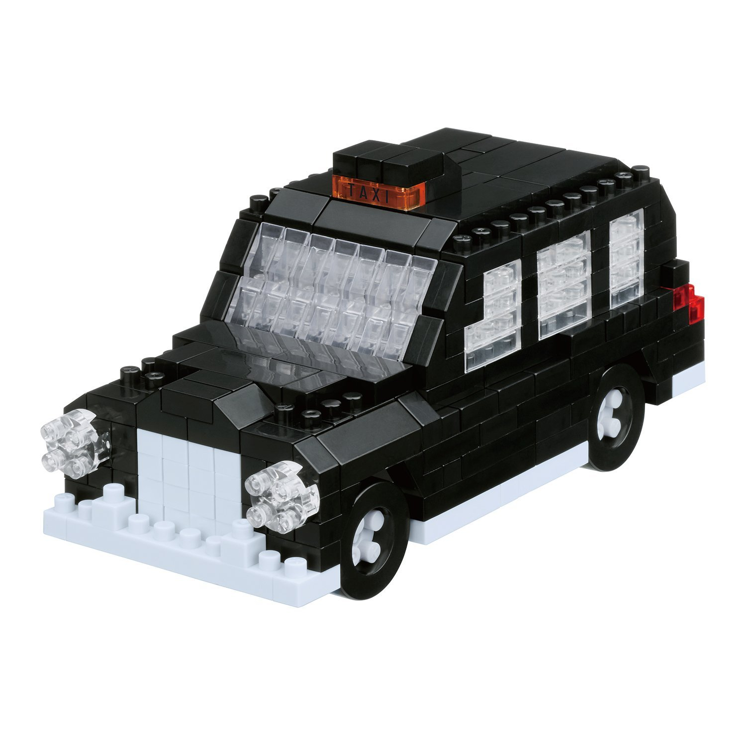 London Taxi Building Kit, Take a ride around London England in a classic black English... by