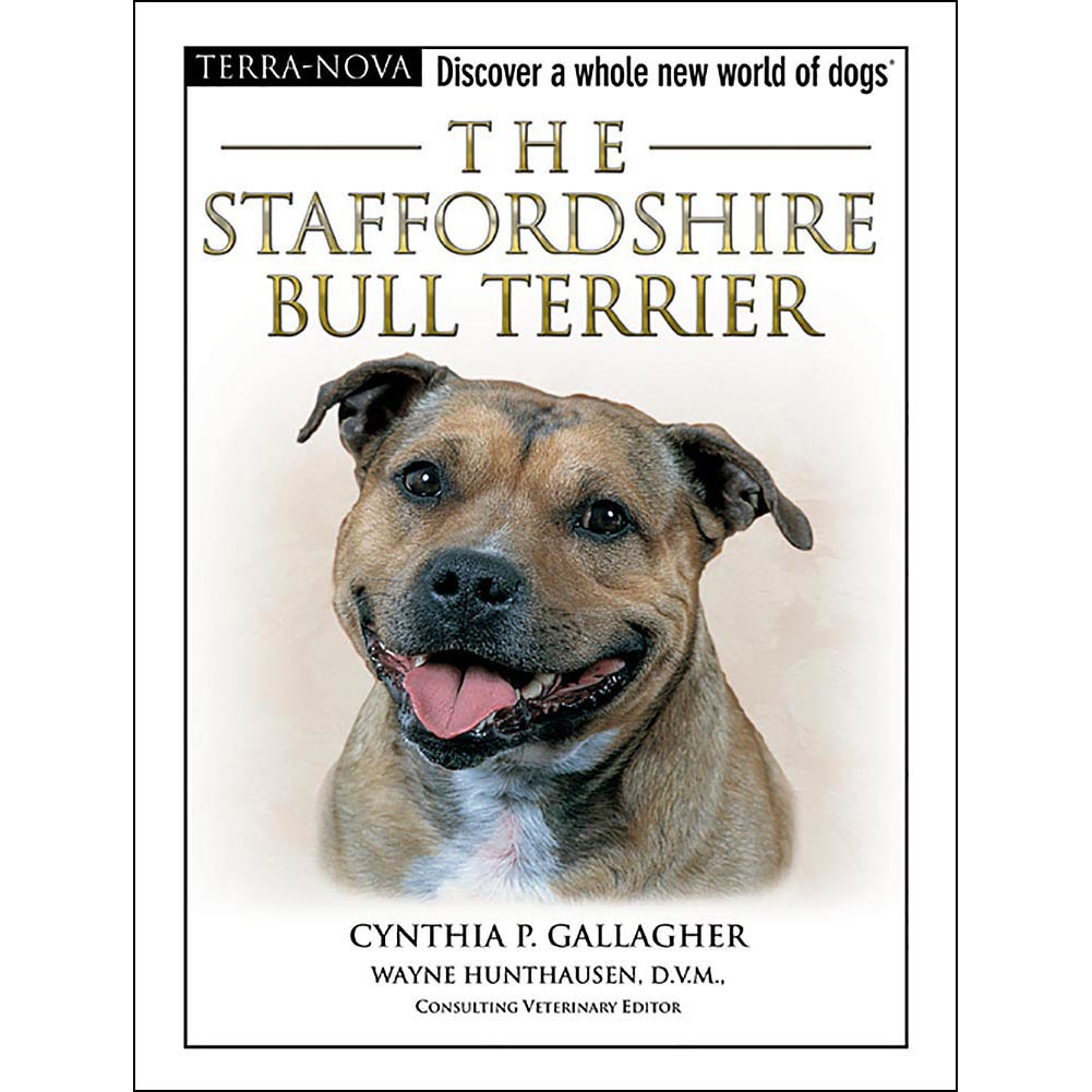 The Staffordshire Bull Terrier Book, Staffordshire Bull Terrier by TFH Publicati