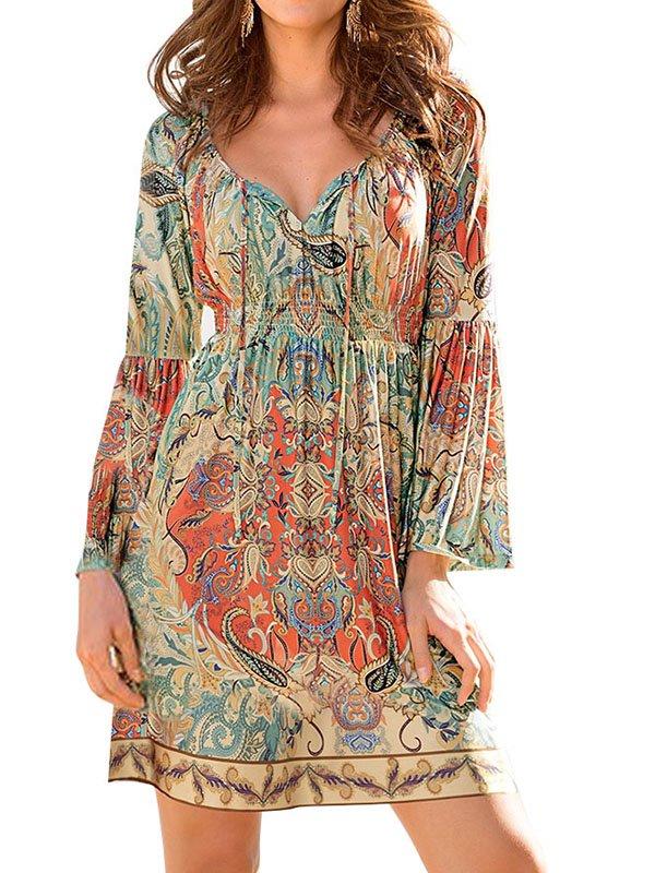 bohemian summer dresses