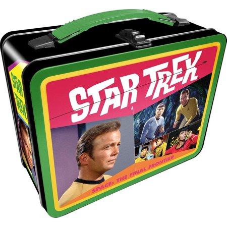 Star Trek: The Original Series Tin Lunch Box (Best 500 Series Lunchbox)