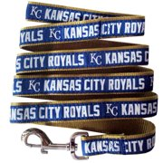 Pets First MLB Kansas City Royals Cats and Dogs Durable Pet Leash, Large