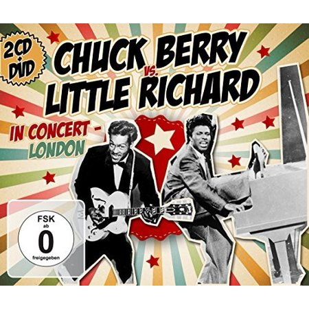 Chuck Berry Vs Little Richard (Chuck Berry Best Of)