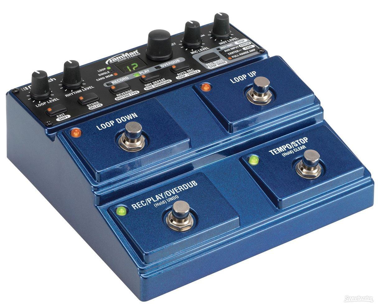 DigiTech JamMan Stereo   Phraser Sampler by