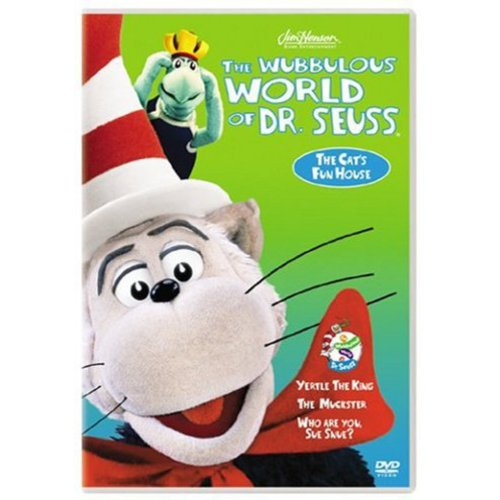 The Wubbulous World Of Dr. Seuss - The Cat's Fun House (Full Frame)