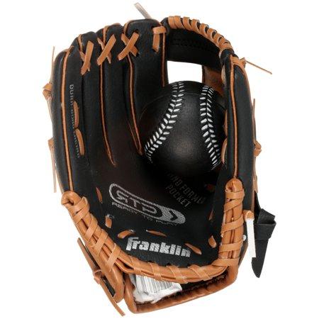 Black Baseball Glove - Franklin® 9.5