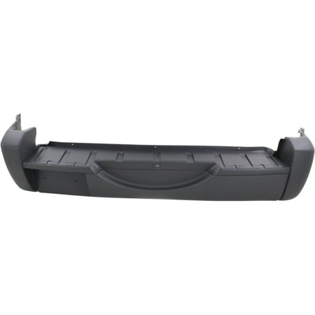 - NEW REAR BUMPER COVER TEXTURED FITS 2005-2007 JEEP LIBERTY 5GJ58BDLAE