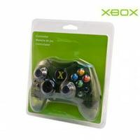 New Xbox Wired Controller Green Dual Analog Joysticks Vibration Feedback Turbo & Slow Function