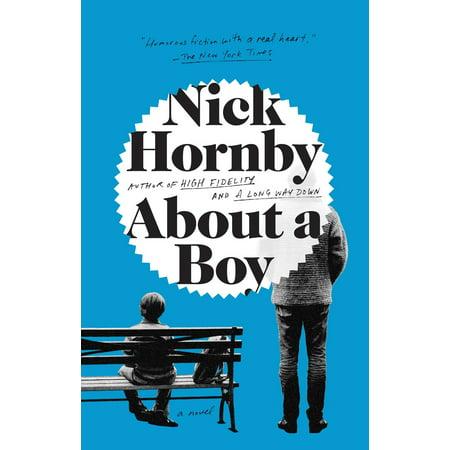 About a Boy About A Boy Book