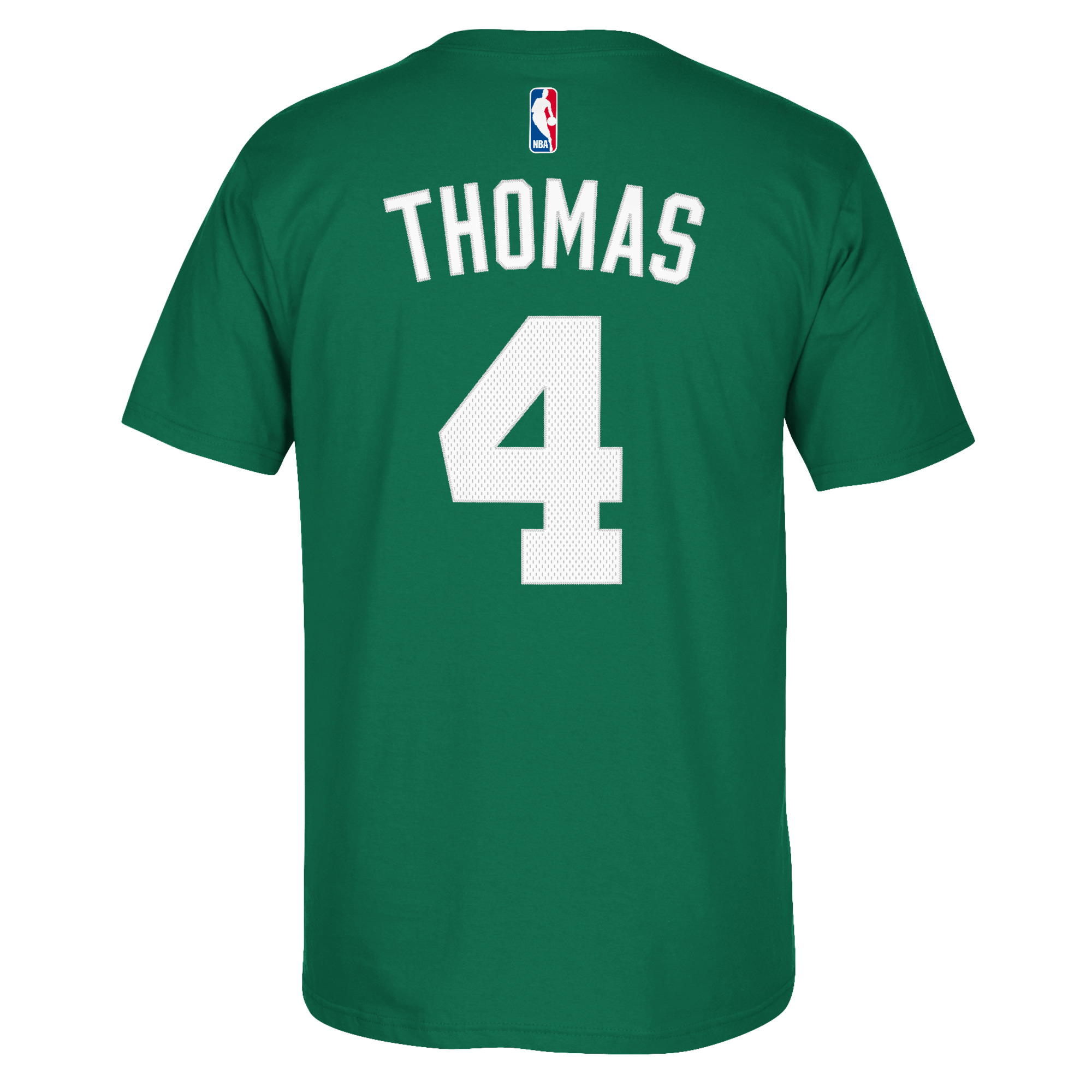 Boston Celtics Isaiah Thomas Adidas NBA Men Player T Shirt Green