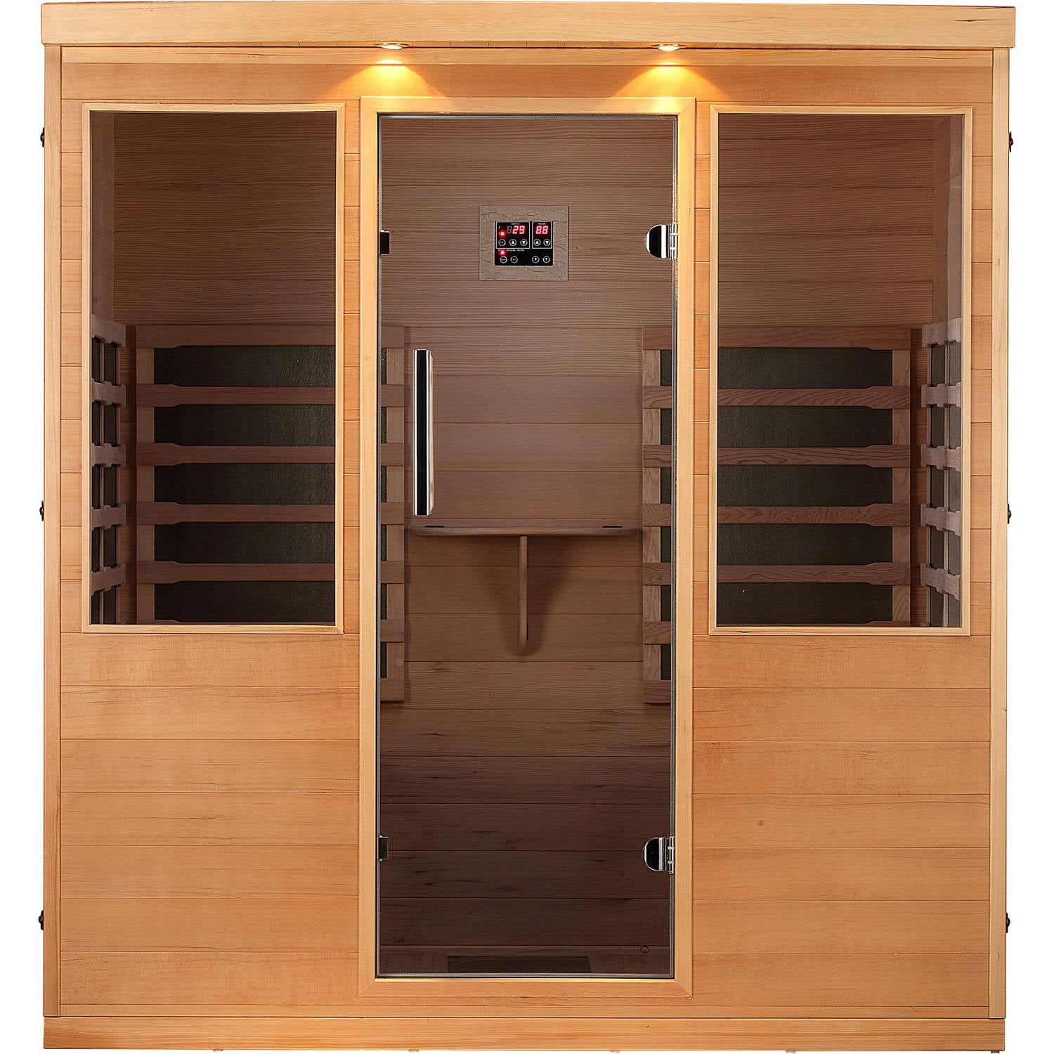 Canadian Spa Co. Whistler 4-Person Far Infrared Sauna by Canadian Spa Company