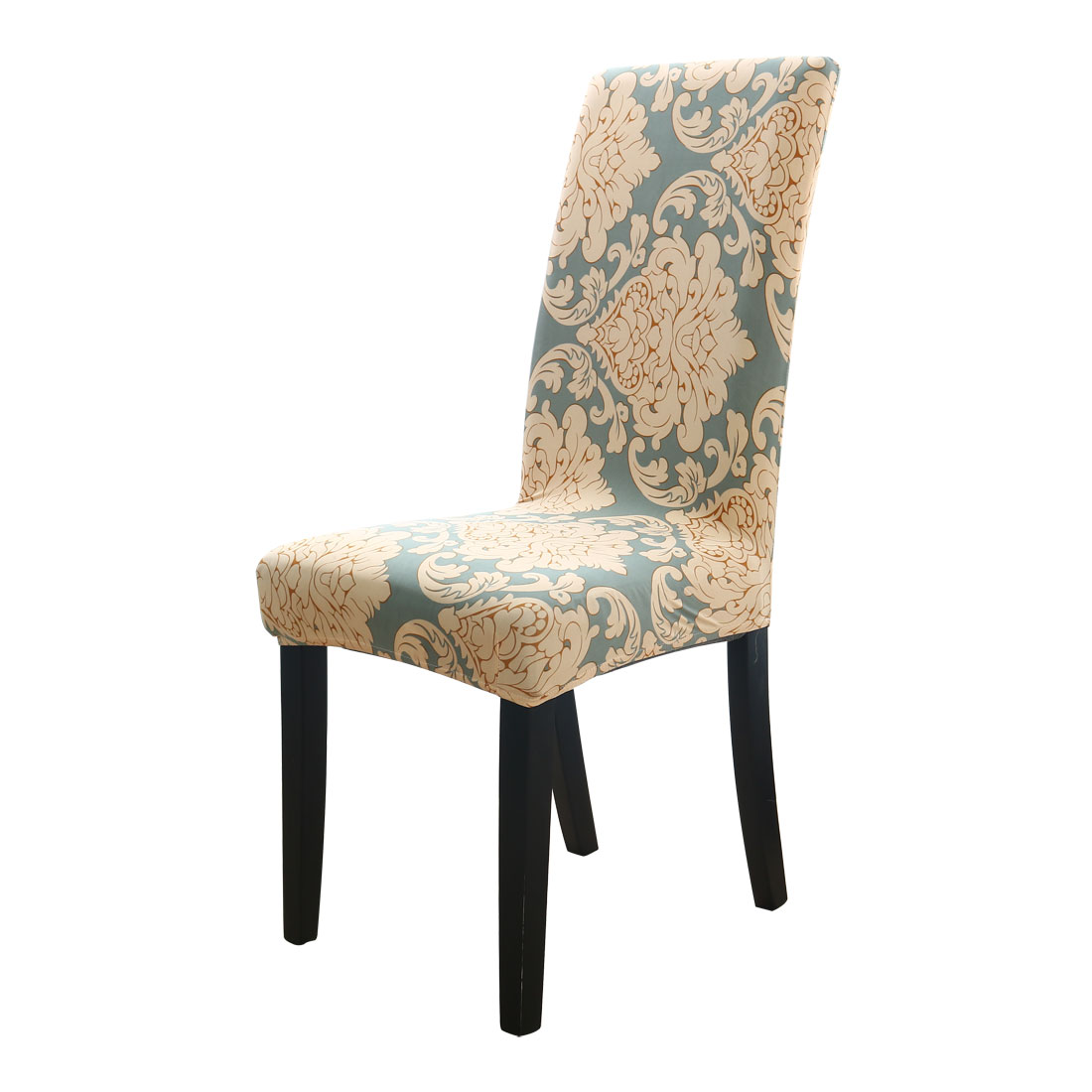 Stretch Polyester Spandex Dining Chair Covers Protector