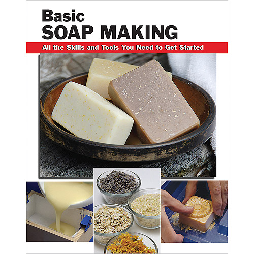 Stackpole Books Basic Soap Making