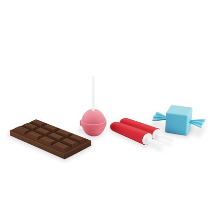 Ice Silicone Mold, Funny Gift Set Sweet Treats Makers Whiskey Ice (Whiskey Sweet Vermouth)