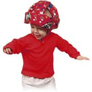Jolly Jumper Bumper Bonnet Toddler Head Cushion, 2 Pack