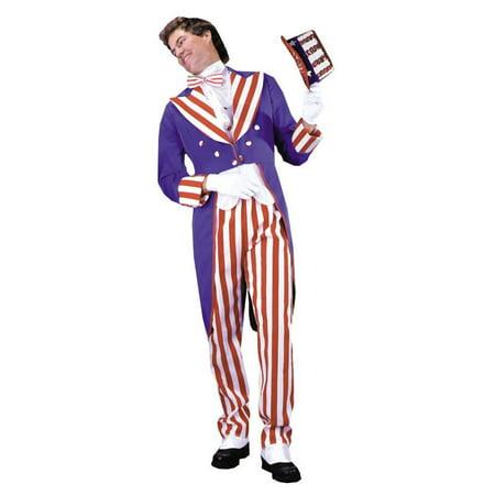 Uncle Sam Costume, Adult