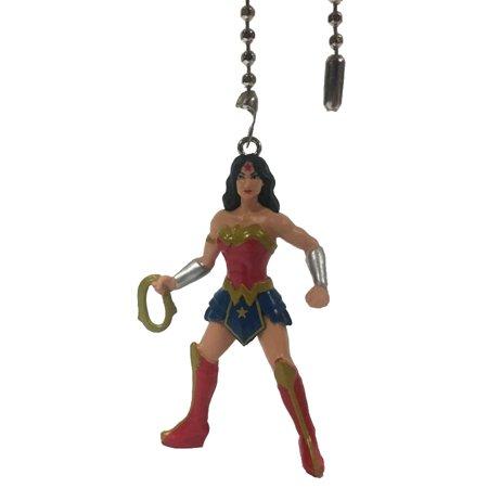 Wonder Woman Vintage Character Fan Pull - Vintage Fan