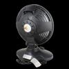 Comfort Zone CZ998 Electric Oscillating Radiant Dish Heater