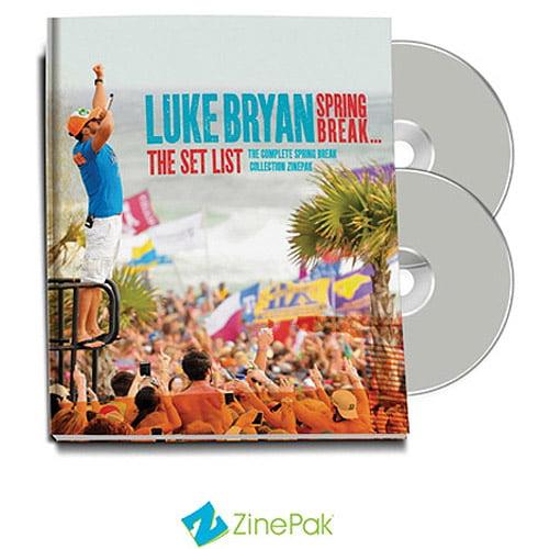 Spring Break...The Set List: The Complete Spring Break Collection ZinePak (Walmart Exclusive)