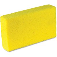 Impact Products Large Cellulose Sponges, Yellow, 6 / Pack (Quantity)
