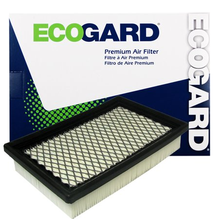ECOGARD XA3192 Premium Engine Air Filter Fits Chrysler New Yorker, Town & Country; Dodge Caravan, Grand Caravan, Dakota, Dynasty; Plymouth Grand Voyager,