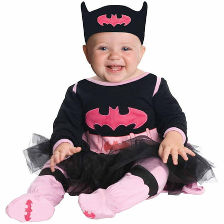 Batgirl Onesie Infant Halloween Costume (Batgirl Costume Halloween)
