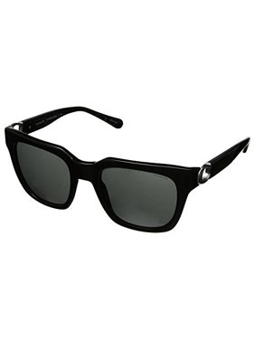 b3640d20fca5 Product Image Coach Womens Sunglasses Black Grey Acetate - Non-Polarized -  52mm