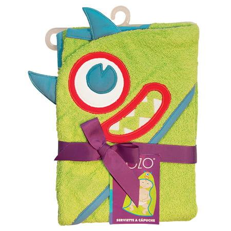 SOZO Monster Hooded Towel (90 Degree Towel)
