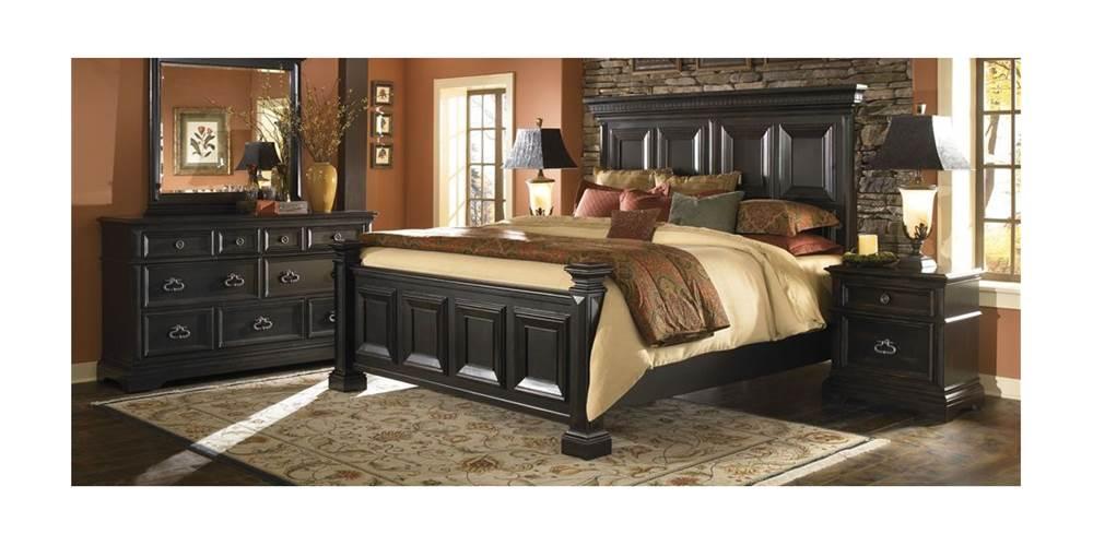 Merveilleux Brookfield 3 Pc Bedroom Set (Queen)