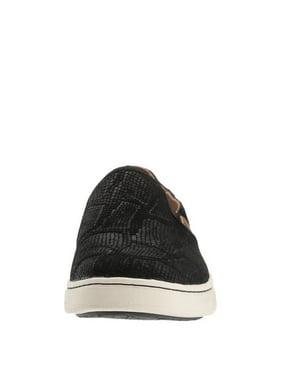 b8fb048612d8 Product Image OluKai Pehuea Leather Women's Shoes Slip On Loafer 20329-BH40  Black Honu