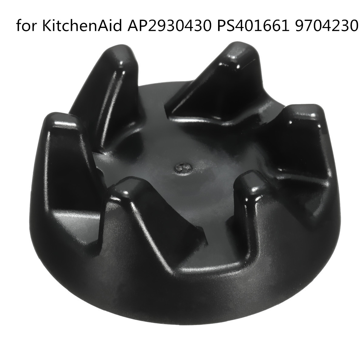 Replacement Rubber Blender Clutch Coupler Gear 6 Teeth 36mm Dia 9704230 For KitchenAid