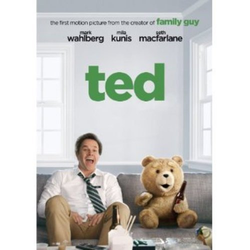 Ted (Rated/Unrated) (With INSTAWATCH) (Anamorphic Widescreen)