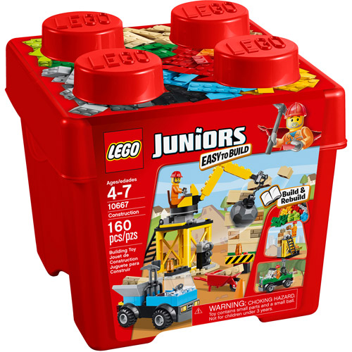 LEGO Juniors Construction Building Set
