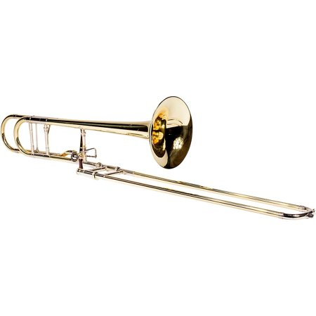 Ventus VTB10 Pro Series F-Attachment Trombone by Eastman Lacquer