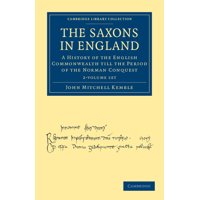 The Saxons in England - 2 Volume Set
