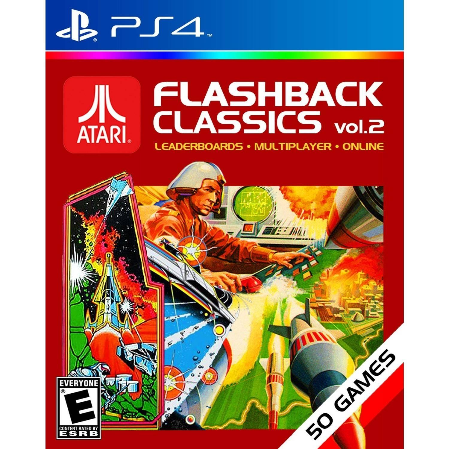 Atari Flashback Vol 2 (Playstation 4) by AT Games