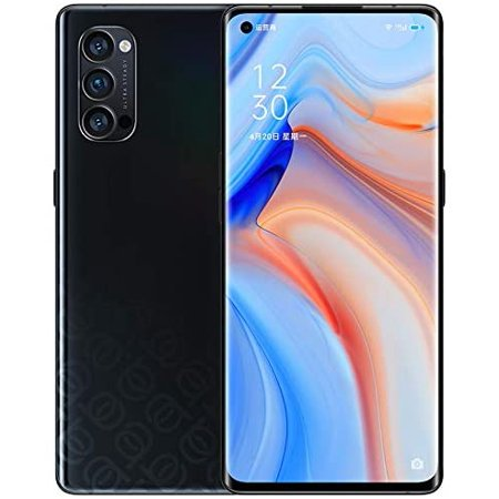 Oppo Reno 4 Pro 5G 128GB 8GM RAM International Version - Black