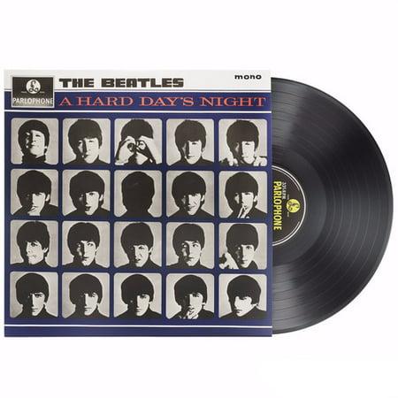 The Beatles - Hard Day's Night - Vinyl (Mono)