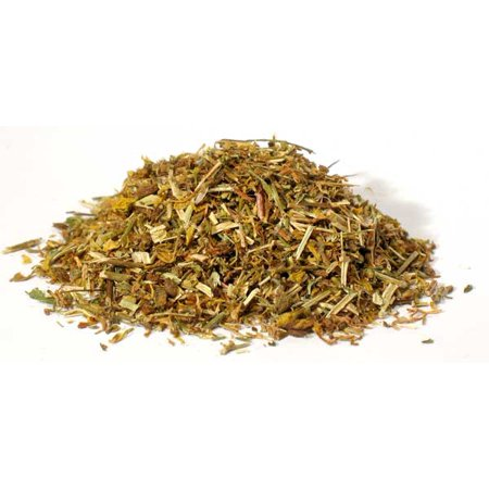 Spirit Halloween St John's (Fortune Telling Supplies Herbs St John's Wort cut 1oz Ward Off Evil Spirits or Negative)