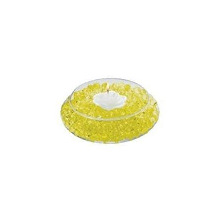 JRM Chemical DB-Y05 Deco Beads 5 lb pail Yellow
