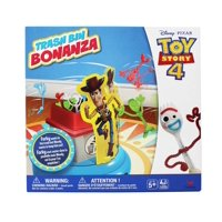Cardinal Games Toy Story 4 Trash Bin Bonanza Game