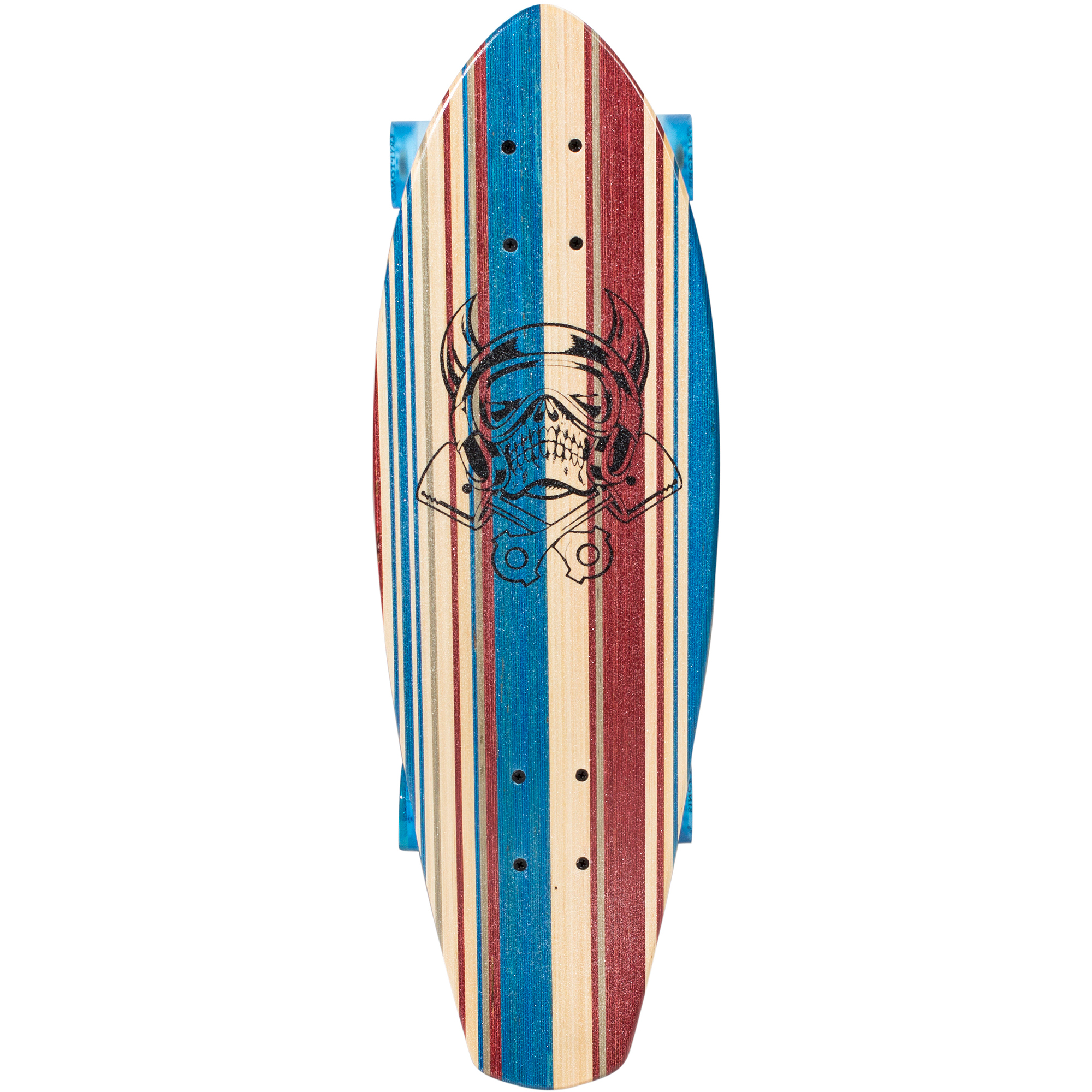 "Speed Demons 29"" Cruiser Complete Skateboard"