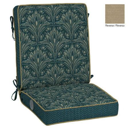 Bombay Outdoors Royal Zanzibar Outdoor Adjustable Comfort Chair Cushion Wal