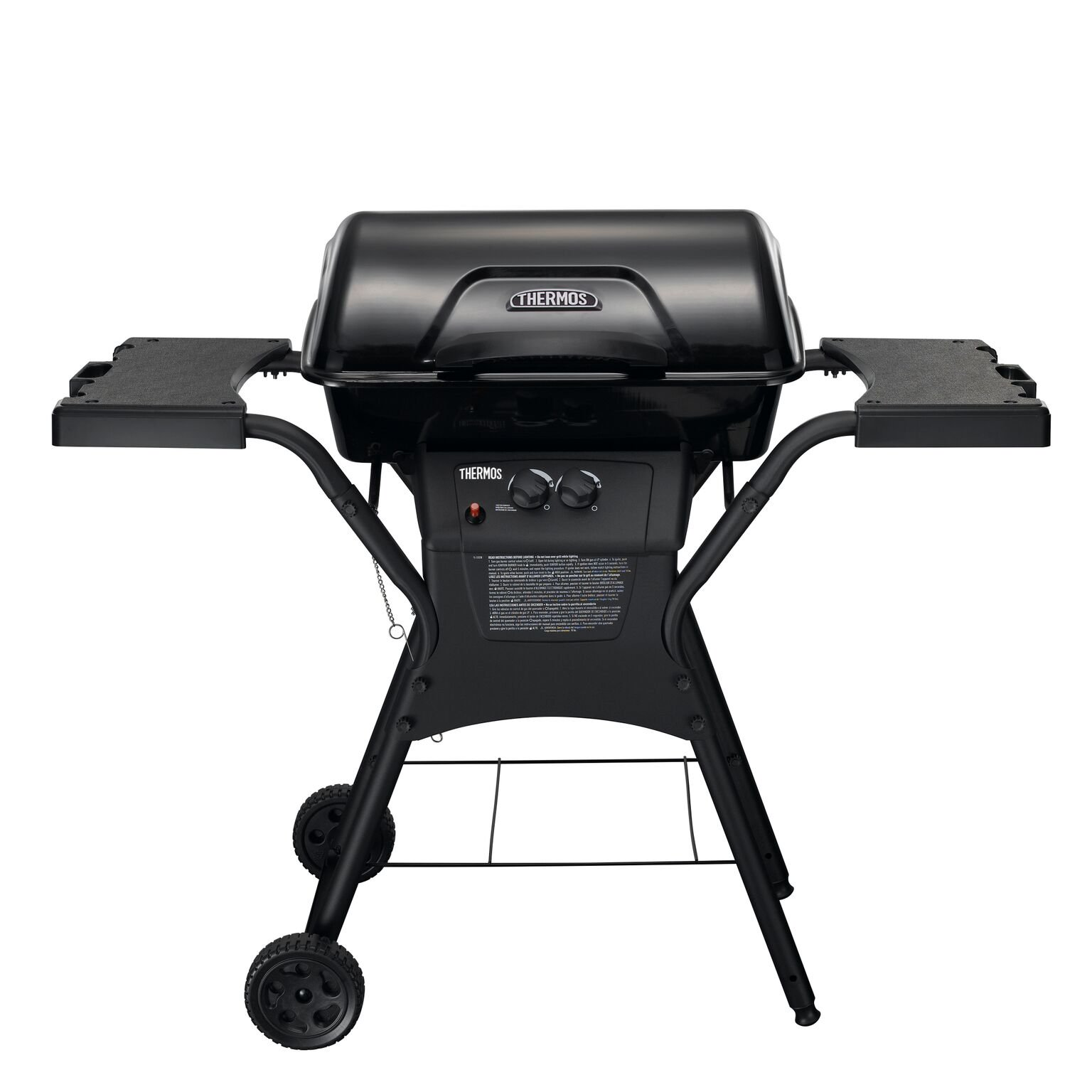 Thermos 26.5 K Double 2 Burner Outdoor BBQ Propane Gas ...