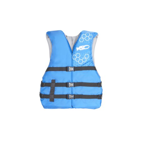 X20 Adult Universal Life Vest (Best Life Jacket For Canoeing)