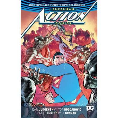 Superman: Action Comics: The Rebirth Deluxe Edition Book 3 ()
