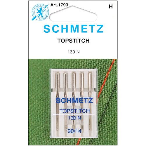 Schmetz Topstitch Machine Needles