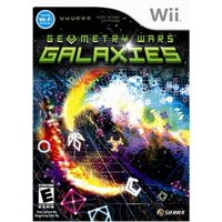 Geometry Wars: Galaxies - Nintendo Wii, Set a course to 60 planets with new and classic gameplay modes to master By Sierra