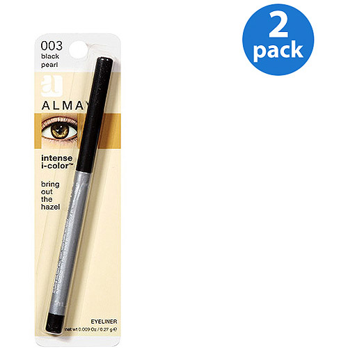 Almay Intense Eyeliner I-Color 003 Black Pearl (Pack of 2)