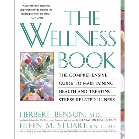 The Wellness Book - image 1 de 1